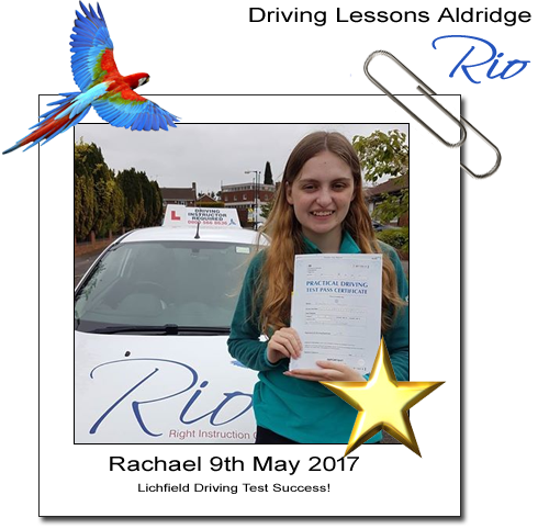 Aldridge driving lessons