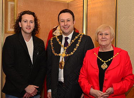 Mayor's Parlour – Most Loved Business 2012