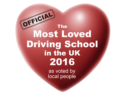 UK's Most Loved Driving School 2016