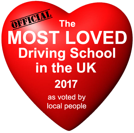 UK's Most Loved Driving School 2017