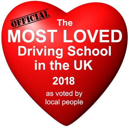 UK's Most Loved Driving School 2018