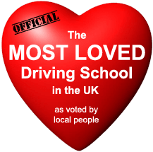 Most Loved Driving School in the UK