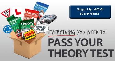 Free theory test training