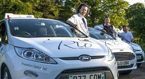 Local Driving Instructors in Sutton Coldfield providing manual and automatic lessons