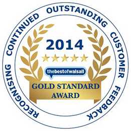 The Best of Walsall Gold Members Award