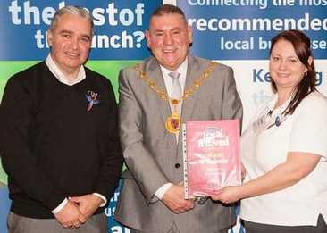 """Mayor's Parlour – """"UK's Most Loved Driving School 2015"""""""