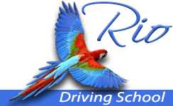 Rio Driving School Logo