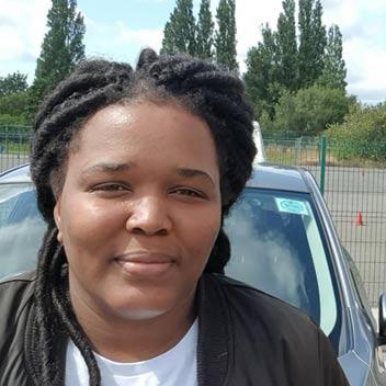 Tshidi from Wolverhampton