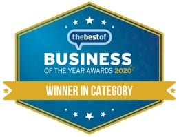 The Best Of Business Awards 2020 Category Winner