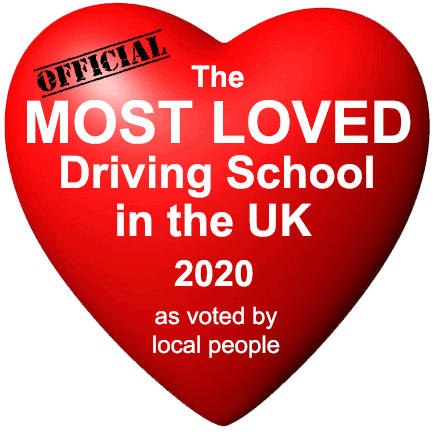 UKs Most Loved Driving School 2020