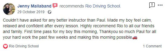 driving lessons willenhall review