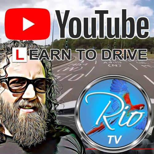 Learn to drive at the Rio Driving School YouTube page